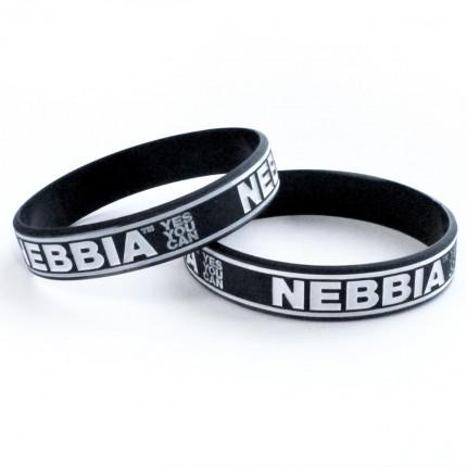 Dámská kolekce - NEBBIA - Dámský náramek YES YOU CAN (černá)