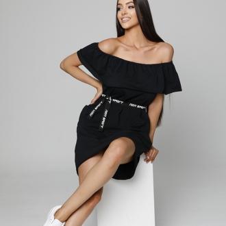 NDN - Šaty CARMEN dámské (černá)