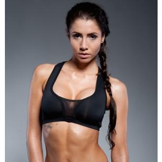NDN – Fitness podprsenka APPIA (černá)
