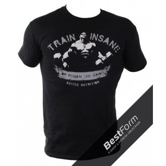 Pánské tričko SCITEC - Train Insane