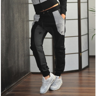 NDN - Sportovní kalhoty s nízkým sedem INEZ