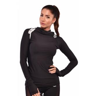 NDN - Dámský fitness nátělník YURI (černá)