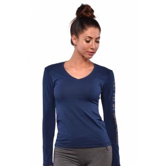 NDN - Sportovní nátělník dámske SIMP (modrá)