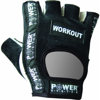 Power System - Fitness rukavice WORKOUT (PS-2200)