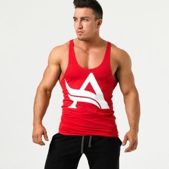 Aesthetix Era - Tílko na cvičení (červeno-bílá) (01.025)