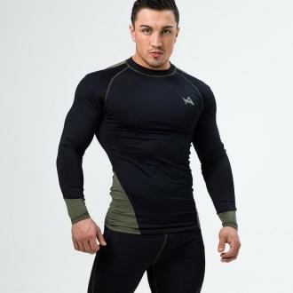 Aesthetix Era - Kompresní triko dlouhý rukáv (02.001)