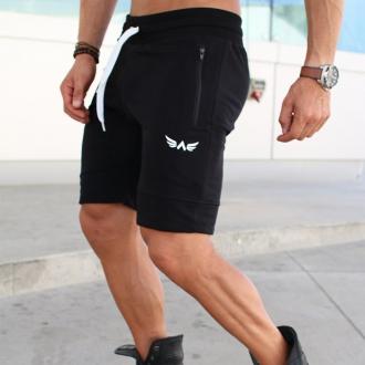 Exalted - Fitness šortky X1 (černá)