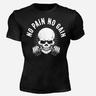 MOTIVATED - Tričko Bez bolesti to nejde 301