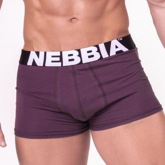 NEBBIA - Boxerky AW Line 701 (burgundy)