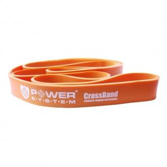 Power System - Guma na cvičení Level 2 (oranžová) PS-4052