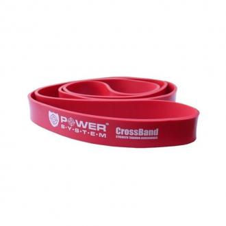 Power System - Guma na cvičení Level 3 (červená) PS-4053