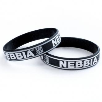 NEBBIA - Dámský náramek YES YOU CAN (černá)