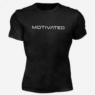 MOTIVATED - Pánské triko na cvičení 310