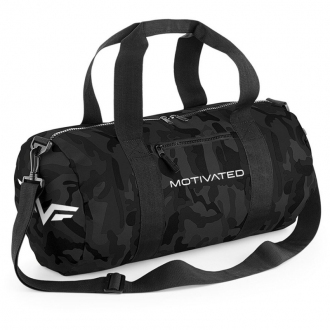 MOTIVATED - Taška na cvičení (šedý maskáč) 319