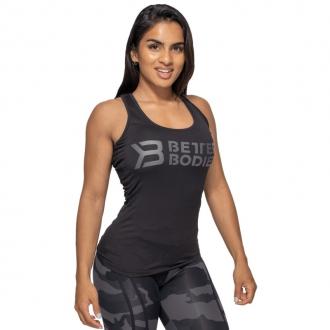 Better Bodies - Fitness tílko dámské CHRYSTIE 110965 (black)