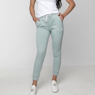 NDN - Dámské sportovní kalhoty MEZY (zelená)