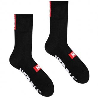NEBBIA - Ponožky klasické unisex 103 (black)