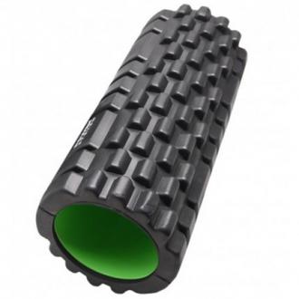 Power System - Fitness válec na cvičení (černo-zelená) PS-4050